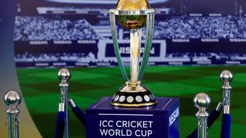 cricket world cup corruption 'low risk' - icc chief