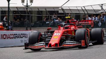 monaco grand prix: farce at ferrari is no laughing matter after latest mistake