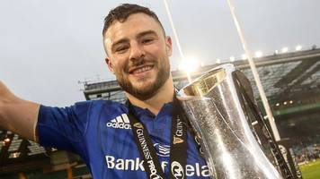 pro14: leinster motivated by saracens final defeat says robbie henshaw