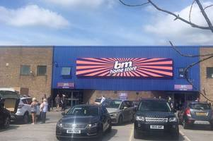 live updates as b&m stores forced to close as tills fail