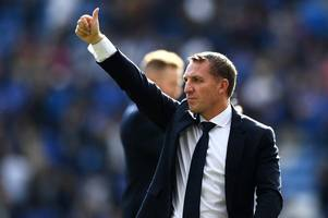 brendan rodgers opens up on decision to leave celtic for leicester city