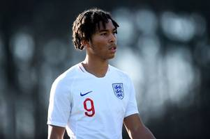 leicester city join arsenal, chelsea and juventus in hunt for england under-19 striker - report