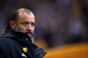 'i'll sit down and discuss' nuno transfer target breaks his silence amid wolves interest