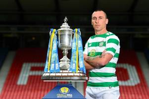 celtic skipper scott brown reveals why every medal is cherished as he looks for 20th winner's gong