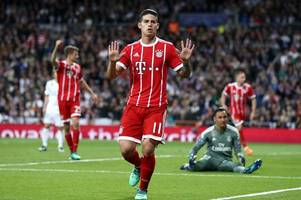 man utd, liverpool and arsenal 'express interest' in real madrid man as man city 'want £90m' for bayern munich target - premier league transfer rumours