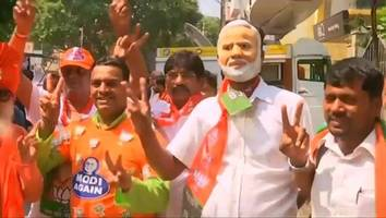 Narendra Modi appointed as PM for second term by India's president