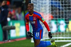 former crystal palace defender has a message for arsenal about wilfried zaha's value