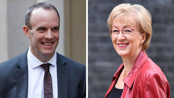 raab and leadsom join race for uk tory leadership