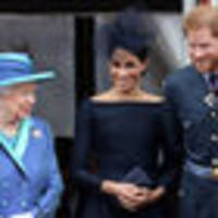meghan snubs trump: harry and the queen will meet us president for a private lunch