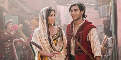 Disney's 'Aladdin' takes the top weekend box office spot