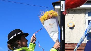 sheffield 'incident': two charged after children 'rescued'