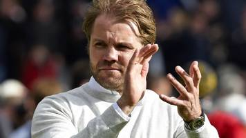 dundee united: club have 'awoken again' says robbie neilson