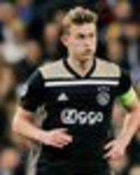 matthijs de ligt to man utd: jaap stam reveals why he would love transfer to materialise