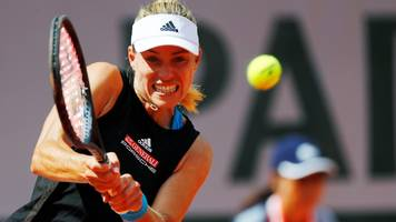 French Open: Angelique Kerber suffers shock first-round defeat