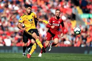 what raul jimenez had to say about wolves fans' si senor chants