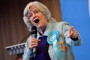 South West European election results in full as Ann Widdecombe makes Brexit Party victory demand