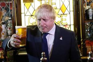 scotland's future must not be left in the hands of boris johnson and co