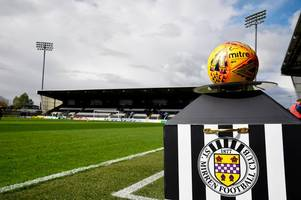 st mirren vs dundee united live score and goal updates from the premiership playoff in paisley