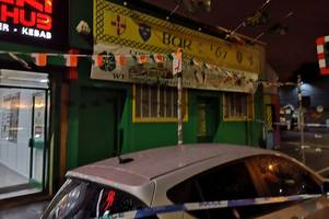 violent brawl outside celtic boozer bar 67 leaves two men seriously injured