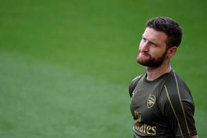 everything arsenal's shkodran mustafi said on champions league hopes & dealing with criticism