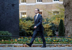 British PM contender Dominic Raab has Jewish father who fled the Nazis