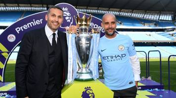 man city rivals are jealous - chairman khaldoon
