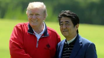 trump dismisses north korean tests of 'some small weapons'