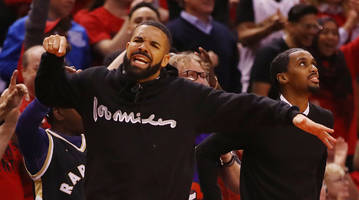 The Raptors Are Headed to the NBA Finals, and No One Is More Excited Than Drake