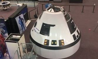 boeing starliner fires its thrusters to prove propulsion system works