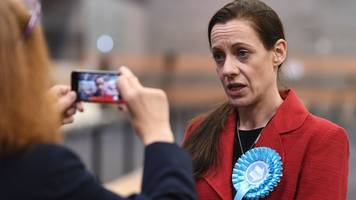 european elections 2019: brexit party wins three seats in the east midlands