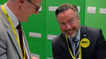 eu elections 2019: snp to have three meps as labour vote collapses