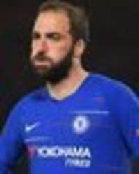 can chelsea keep gonzalo higuain? sky sports man discusses future for blues striker