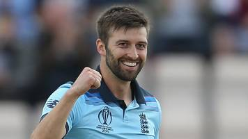 cricket world cup: england bowler mark wood fit to face south africa