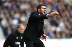 frank lampard makes chelsea comparison ahead of play-off final
