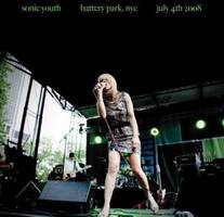 sonic youth announce new live album 'battery park, nyc: july 4, 2008'