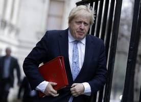 johnson says 'no one sensible' would aim exclusively for a no-deal brexit