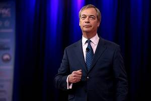 Nigel Farage's Brexit Party triumphs in EU elections, as Tories and Labour score worst results ...