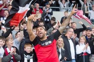 anton ferdinand on how brother rio and teddy sheringham influenced st mirren's play-off win