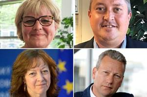 eu elections 2019: who are wales' newly-elected meps?