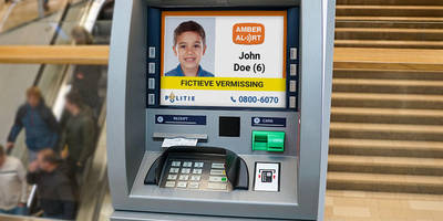the netherlands becomes the first country to show amber alerts on atms