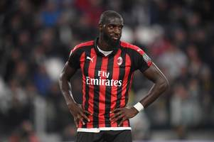 what ac milan's top four failure means for tiemoue bakayoko and his chelsea future
