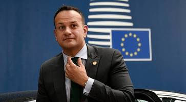'recognize northern ireland support for remain and backstop' - varadkar in message to uk government after eu elections