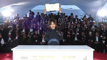 mati diop is first black woman filmmaker to win cannes' grand prix