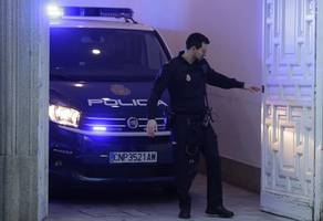 spanish footballers detained for match-fixing