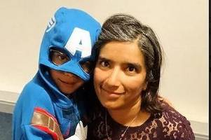 birthday treat is marvel-lous for perth autistic boy