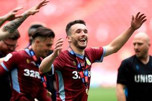 john mcginn was more nervous watching his brothers keep st mirren up than during his own play-off final