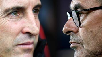 baku or bust? why emery & sarri need to deliver europa league glory