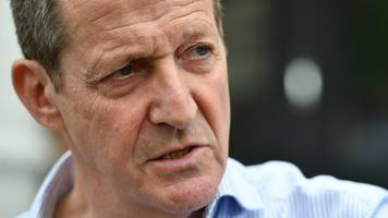 labour: alastair campbell expulsion 'spiteful', says tom watson