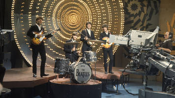 tape of beatles' only top of the pops live show found in attic