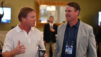 Jay Gruden Pitches Raiders, Jon Gruden as Candidates for 'Hard Knocks'